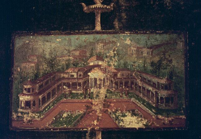 Huis van M Lucretius Fronto