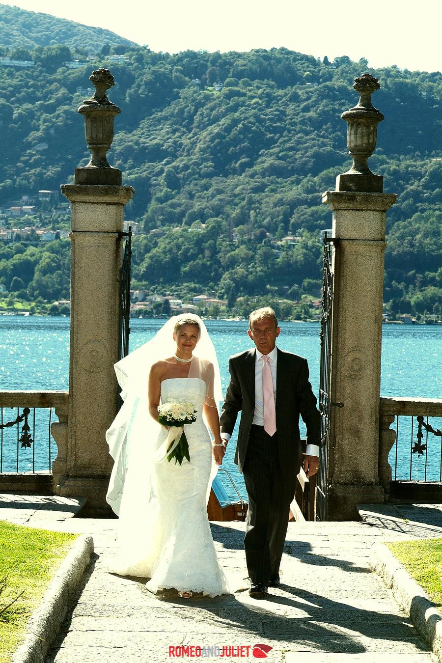 Villa Bossi Wedding Lake Orta Italy Wedding Locations