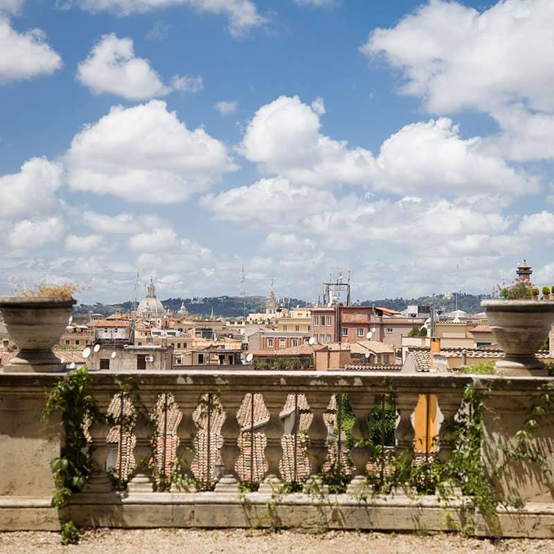 2211 Terrazza Caffarelli  Rome Pratique