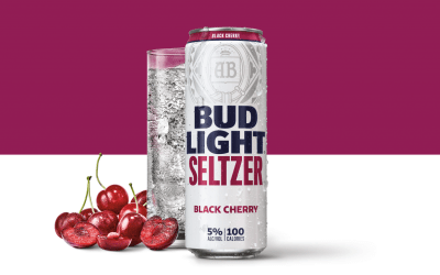 Bud Light Black Cherry Seltzer!