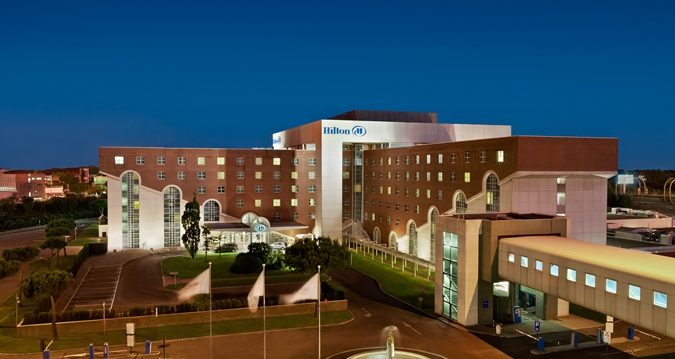 Hotels Near Rome Airport