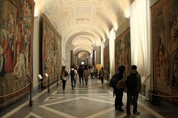 Vatican Museum Tapestries