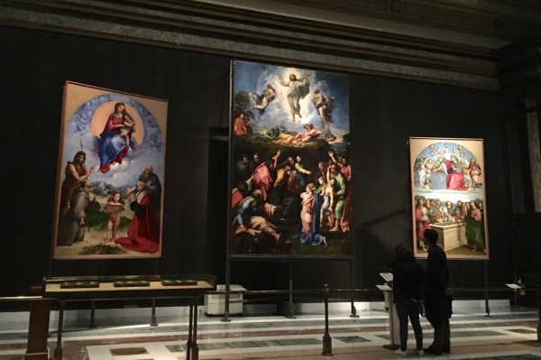 Vatican Museum Sees - Top 10