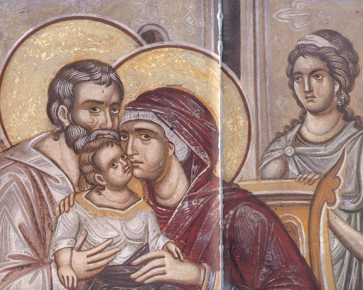 Αποτέλεσμα εικόνας για αγιοι θεοπατορες