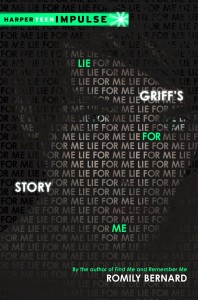 Lie for Me: Griff's Story (Find Me #0.5)