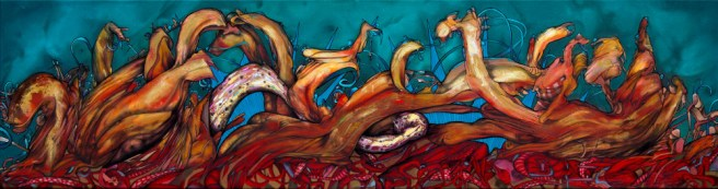Cónclave de nudibranquios