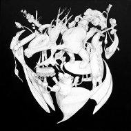 Los afeites de la reina batata - acrílico sobre lienzo - 100 x 100 cm
