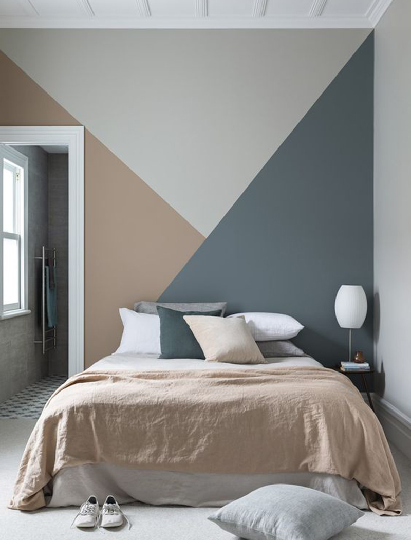 Visualizza altre idee su muri, decorazioni, pittura pareti. Decorare La Parete Letto