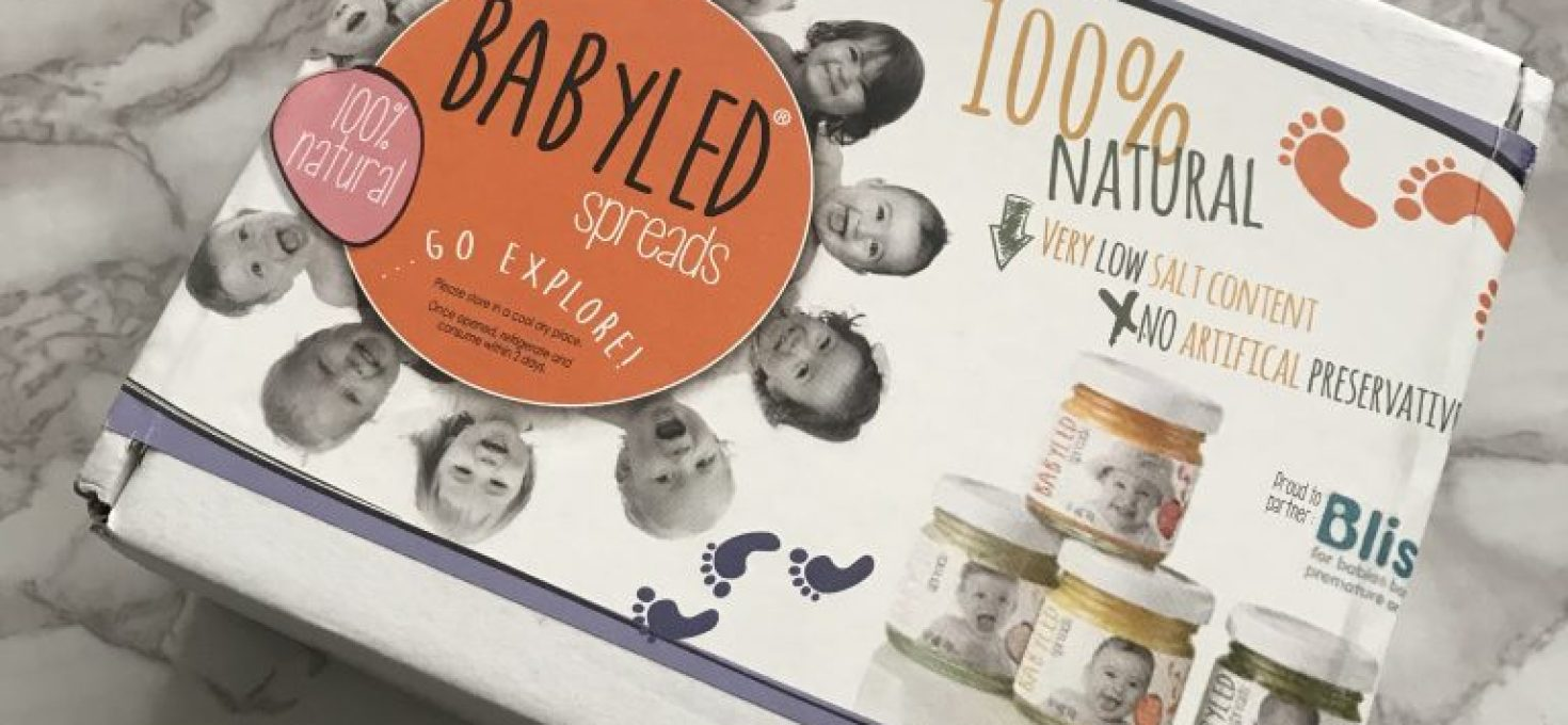 Baby Led Spreads – Review
