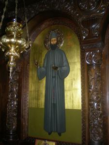 Ο Άγιος Εφραίμ ο Μεγαλομάρτυς