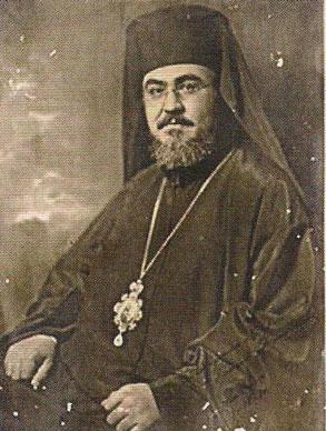 Ο Αρχιεπίσκοπος της Κατοχής Δαμασκηνός