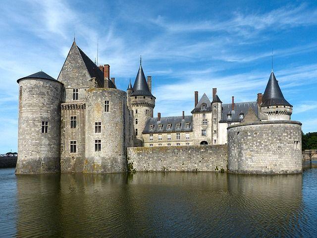 Castillos del Valle de Loira 4