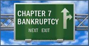 chapter seven bankruptcy