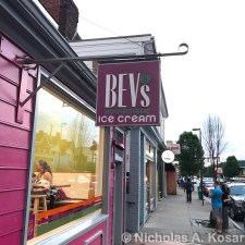 bev's homemade ice cream carytown richmond