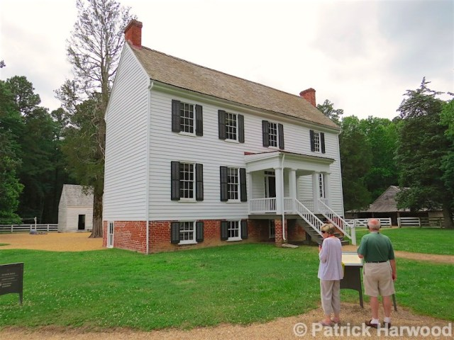 pamplin mcgowan house