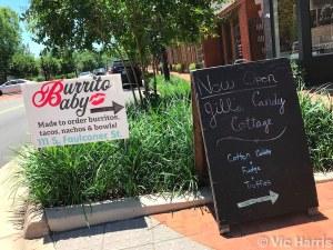 gordonsville burritos, gordonsville main street