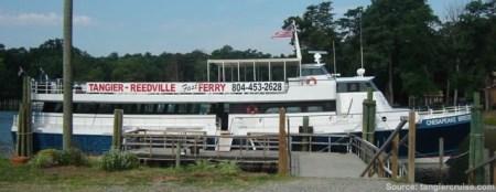 chesapeake breeze ferry, tangier island ferry