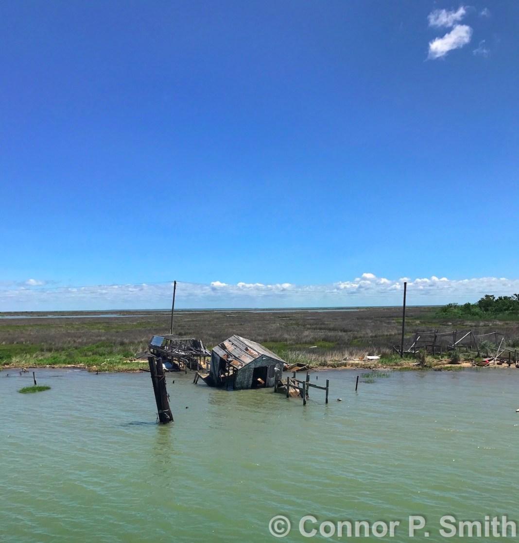 tangier island virginia, chesapeake island sinking