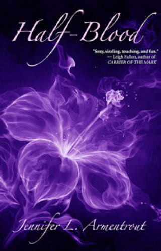 Review | Half-Blood by Jennifer Armentrout