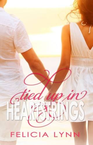Cover Reveal : Tied Up In Heartstrings by Felicia Lynn