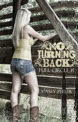 Release Day + Excerpt + Giveaway : No Turning Back (#1 Full Circle ) by Casey Peeler