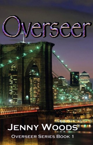 { cover reveal } Overseer by Jenny Woods