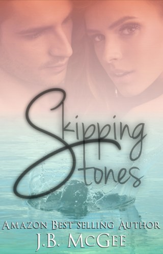 { blog tour + giveaway } Skipping Stones by J.B. McGee
