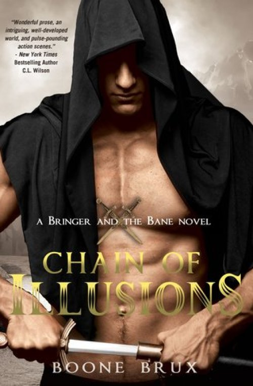 ( Review ) Chain of Illusions (Bringer and Bane #3) by Boone Brux