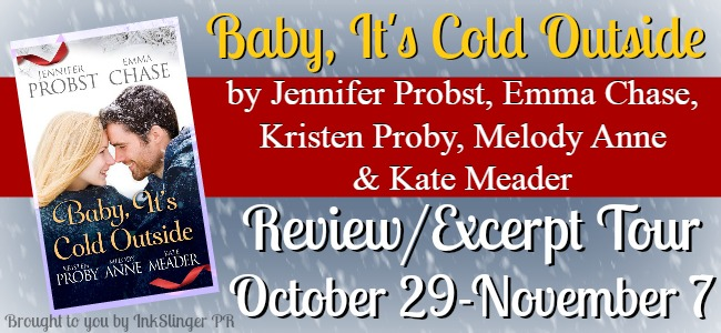 Blog Tour + Review + Giveaway // Baby It's Cold Outside