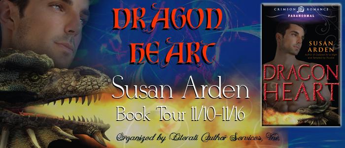 Blog Tour + Review // Dragon Heart