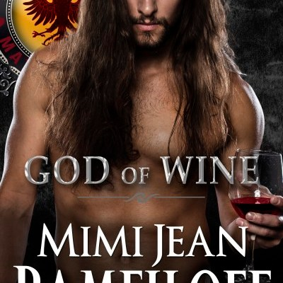Review | God of Wine by Mimi Jean Pamfiloff