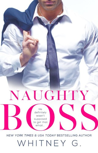 Review | Naughty Boss by Whitney G.