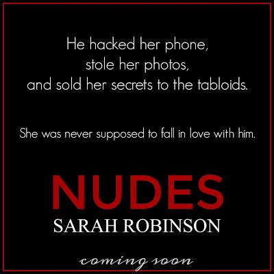 Teaser Tuesday | Nudes by Sarah Robinson