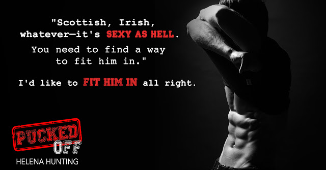 Teaser Tuesday | Pucked Off by Helena Hunting