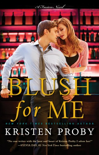Review + Giveaway | Blush for Me by Kristen Proby