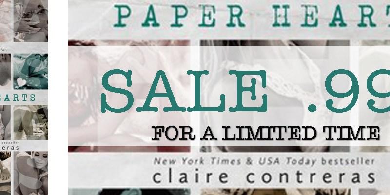 Blitz   Paper Hearts by Claire Contreras