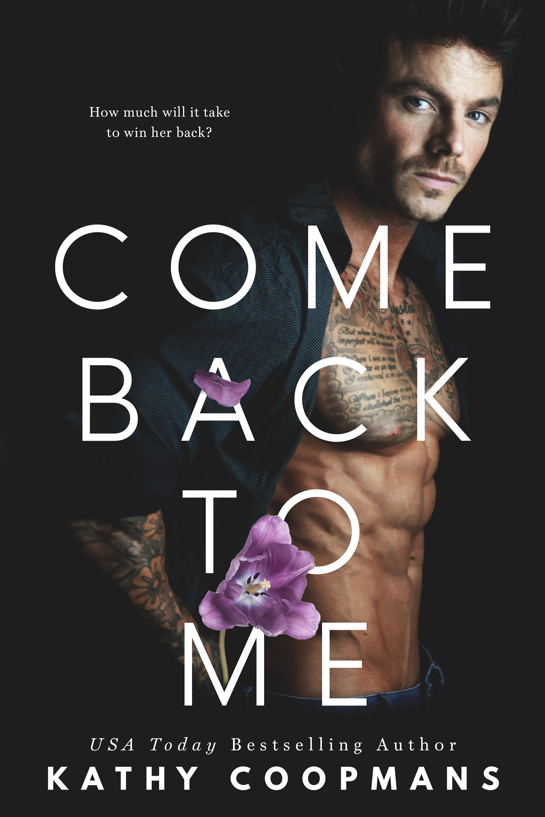 teaser | come back to me by kathy coopmans