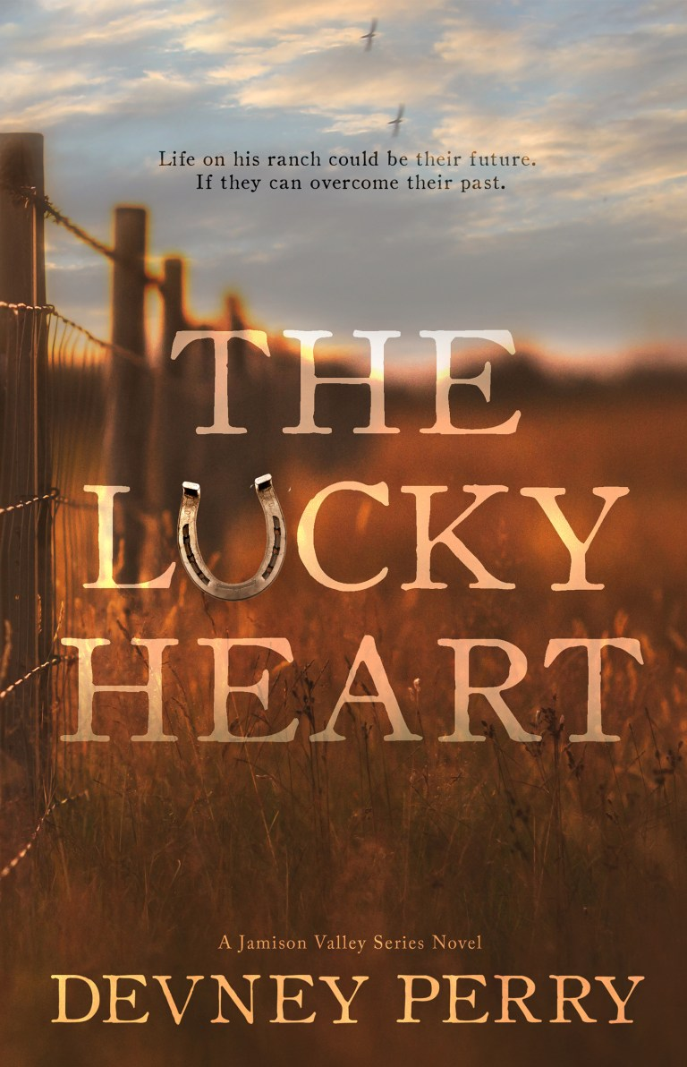 new release   the lucky heart by devney perry