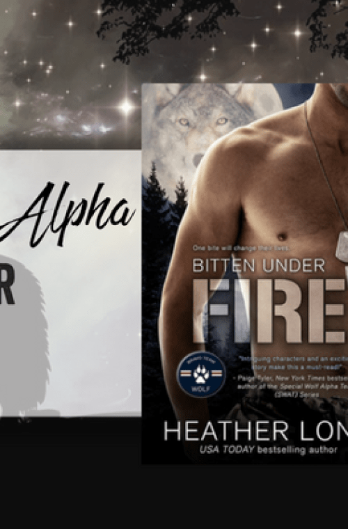 Blog Tour & Review | The Hunt for an Alpha