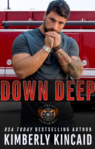 Review & Excerpt | Down Deep by Kimberly Kincaid