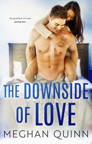 Release & Review | The Downside of Love by Meghan Quinn
