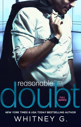 Sale Blitz | Reasonable Doubt by Whitney G.