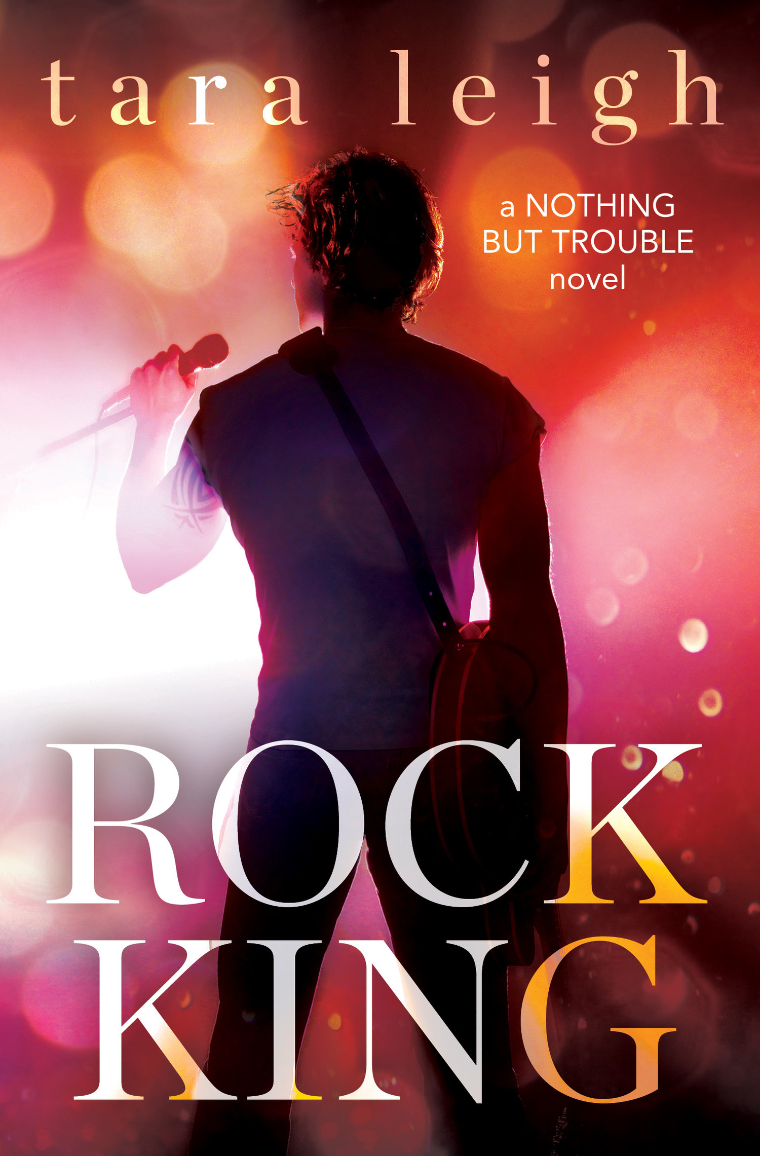 Review   Rock King by Tara Leigh