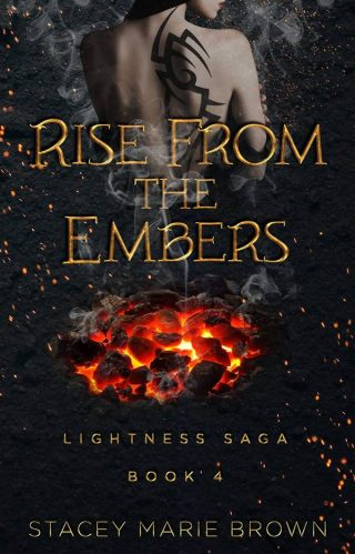 Excerpt Reveal | Rise From the Embers by Stacey Marie Brown