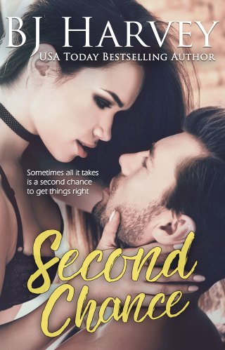 Release & Review | Second Chance by B.J. Harvey