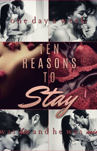 Teaser | Ten Reasons to Stay by Candace Knoebel