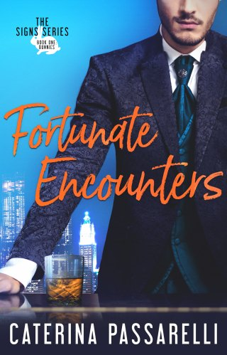Cover Love | Fortunate Encounters by Caterina Passarelli
