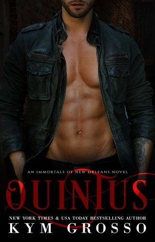 Review & Release Day | Quintus by Kym Grosso