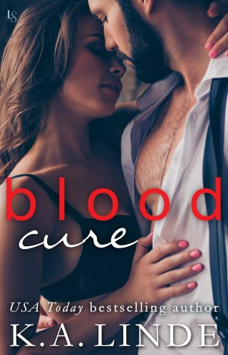 Review & #RSFave | Blood Cure by K.A. Linde
