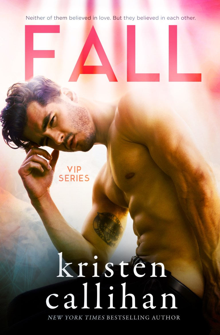 Release Day | FALL by Kristen Callihan